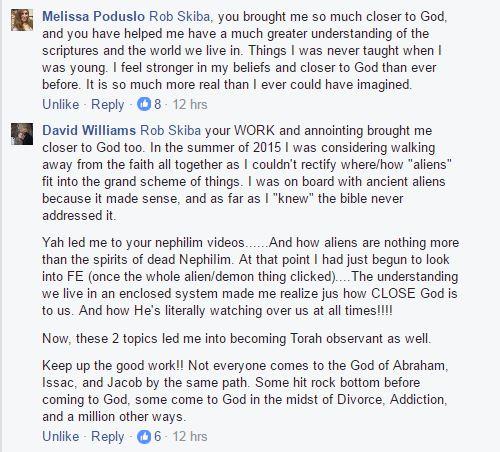 Flat Earth Testimonies